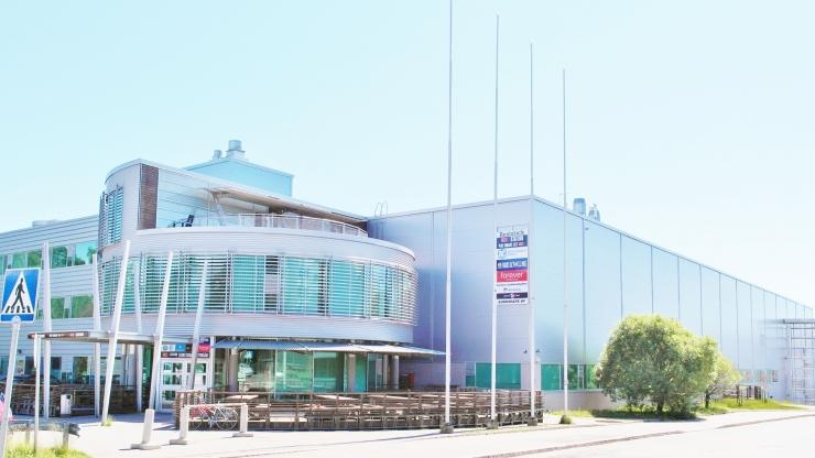 Urheiluhalli, Myllypuro, Helsinki